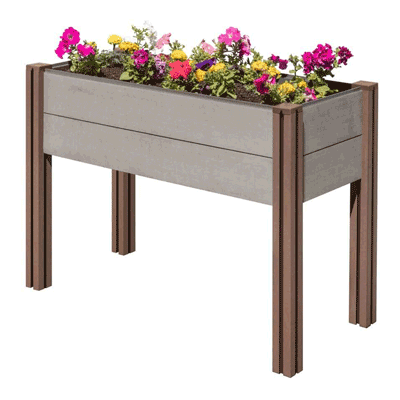 Composite Raised Garden Bed | Stratco USA