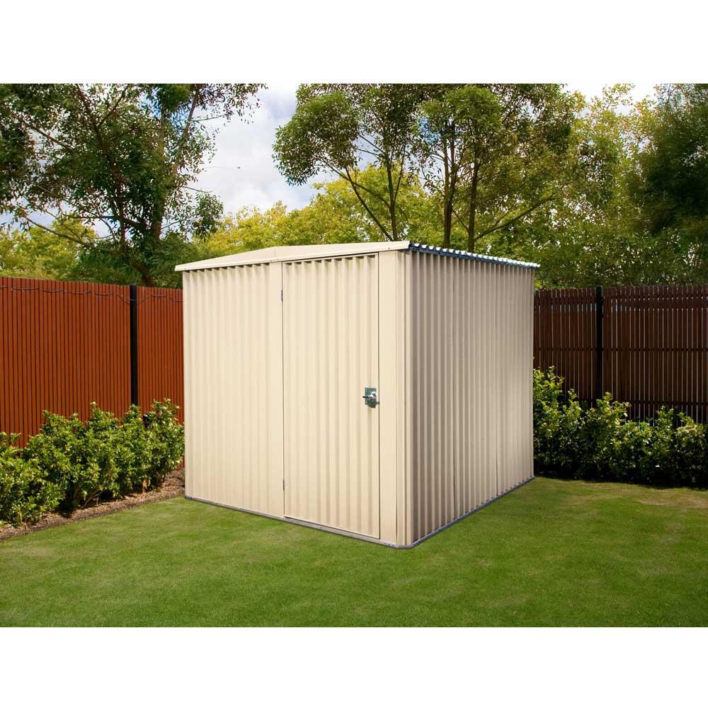 Hinged Door Storage Shed (Handi-Mate) – Attractive styling