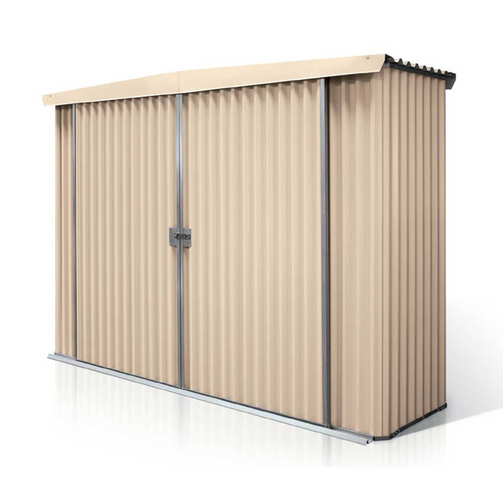 Sliding Door Storage Sheds | Stratco USA